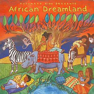 Cover - Toumani Diabaté: Putumayo Kids Presents African Dreamland