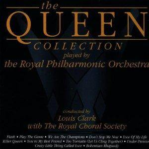 The Royal Philharmonic Orchestra: Queen Collection, The - Cover