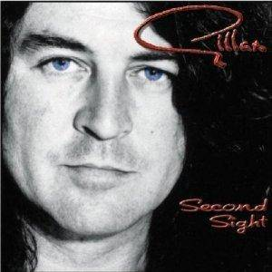Gillan: Second Sight - Cover