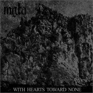 Mgła: With Hearts Toward None - Cover