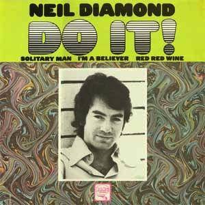 Neil Diamond: Do It! - Cover