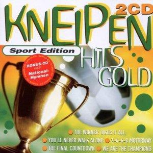 Kneipen Hits Gold Sport Edition - Cover