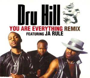 Cover - Dru Hill: You Are Everything