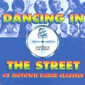 Dancing In The Street - 43 Motown Dance Classics - Cover
