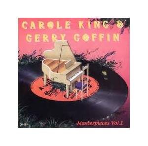 Cover - Connie Stevens: Carole King & Gerry Goffin - Masterpieces Vol.1