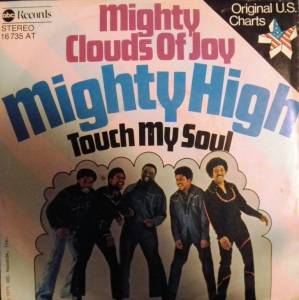 The Mighty Clouds Of Joy: Mighty High - Cover