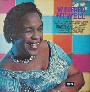 Cover - Winifred Atwell: Winifred Atwell