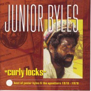 Cover - Junior Byles: Curly Locks