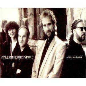 Mike & The Mechanics: Time And Place, A - Cover