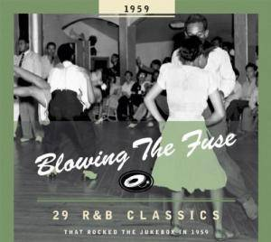 Cover - Fiestas, The: Blowing The Fuse - 1959