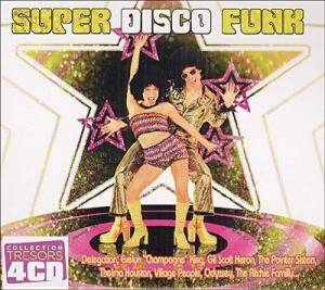 Cover - Denroy Morgan: Super Disco Funk