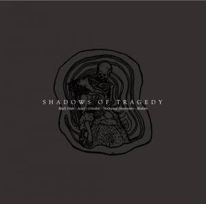 Cover - Nocturnal Depression: Shadows Of Tragedy