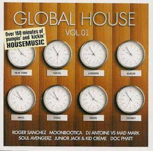 Cover - Ku Affair: Global House Vol. 01