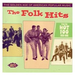Cover - Gale Garnett: Golden Age Of American Popular Music: The Folk Hits, The