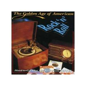Cover - Genies, The: Golden Age Of American Rock 'n' Roll, The