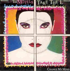 Cover - Motels, The: Take The L