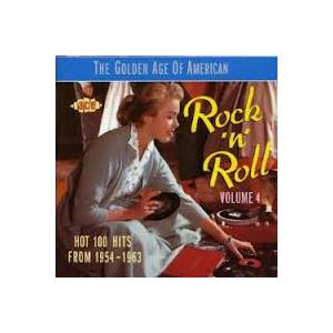 Cover - Edsels, The: Golden Age Of American Rock 'n' Roll - Volume 4, The