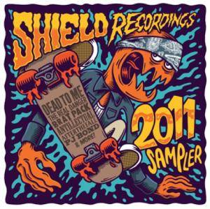 Cover - This Routine Is Hell: Shield Recordings 2011 Sampler