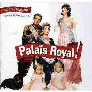 Cover - Bertrand Burgalat: Palais Royal