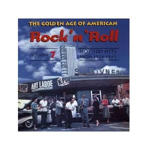 Golden Age Of American Rock 'n' Roll - Volume 7, The - Cover