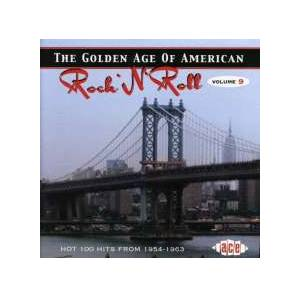 Cover - Shells, The: Golden Age Of American Rock 'n' Roll - Volume 9, The