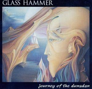 Cover - Glass Hammer: Journey Of The Dunadan