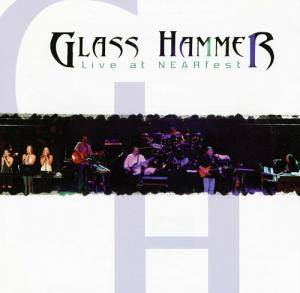 Glass Hammer: Live At Nearfest - Cover