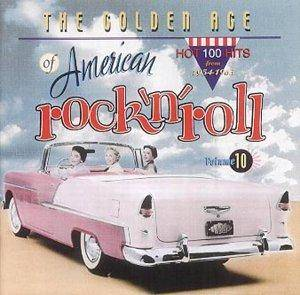 Cover - Volumes, The: Golden Age Of American Rock 'n' Roll - Volume 10, The