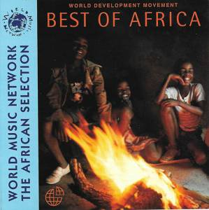 Cover - Soul Brothers: Best Of Africa - World Development Movement