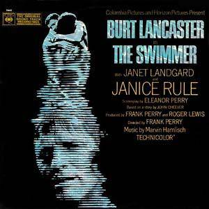 Cover - Marvin Hamlisch: Swimmer, The