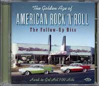 Cover - Various Artists/Sampler: Golden Age Of American Rock 'n' Roll - The Follow-Up Hits, The