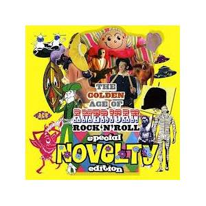 Cover - David Seville: Golden Age Of American Rock 'n' Roll - Special Novelty Edition, The