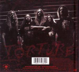 Cannibal Corpse: Torture (CD) - Bild 2