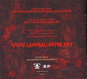 Cannibal Corpse: Torture (CD) - Bild 4