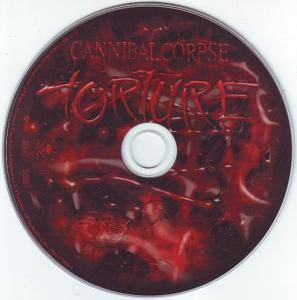 Cannibal Corpse: Torture (CD) - Bild 5