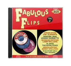 Cover - Pentagons, The: Fabulous Flips - Volume 3
