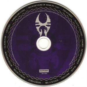 Soulfly: Enslaved (CD) - Bild 5