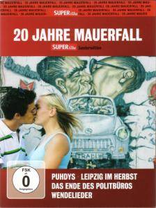 Cover - Silly: 20 Jahre Mauerfall