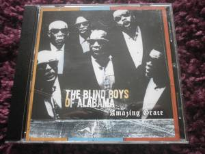 Cover - Blind Boys Of Alabama, The: Amazing Grace