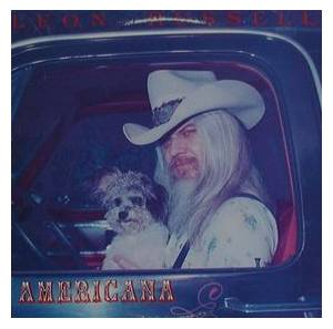 Cover - Leon Russell: Americana