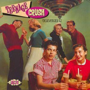 Cover - Jimmy Elledge: Teenage Crush - Volume 2