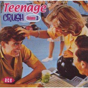 Cover - Ronnie & The Hi-Lites: Teenage Crush - Volume 3