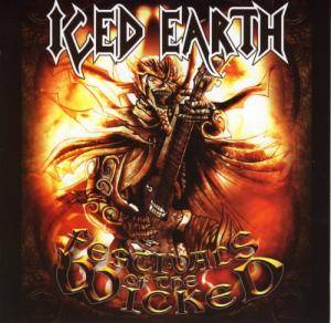 Iced Earth: Festivals Of The Wicked - Cover