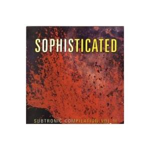 Cover - Moon: Sophisticated - Subtronic Compilation Vol. II