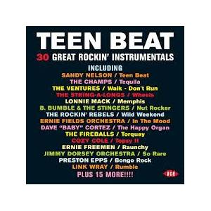 Teen Beat - Cover