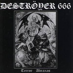 Deströyer 666: Terror Abraxas - Cover