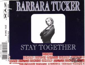 Cover - Barbara Tucker: Stay Together