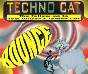 Techno Cat: Bounce - Cover