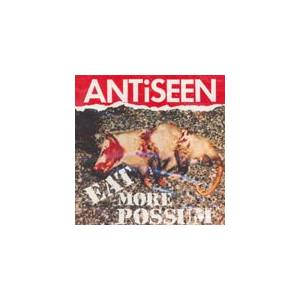 Cover - Antiseen: Eat More Possum