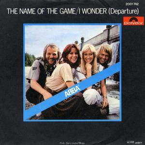 ABBA: Name Of The Game, The - Cover